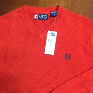 Chaps classic sweater for men